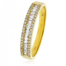 0.33ct 18ct Yellow Gold Dress Ring