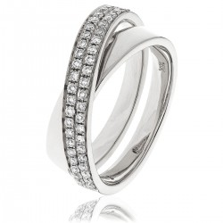 0.30ct Platinum Dress Ring