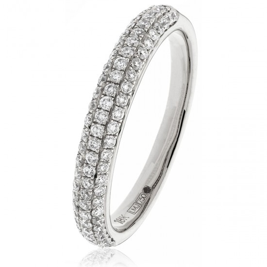 0.40ct Platinum Dress Ring